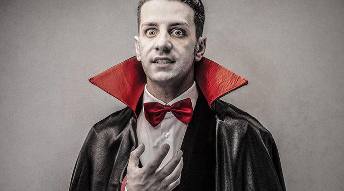 Graf Dracula bittet zum Tanz der Vampire