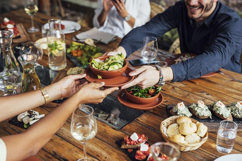 Ideen zur Dinnerparty