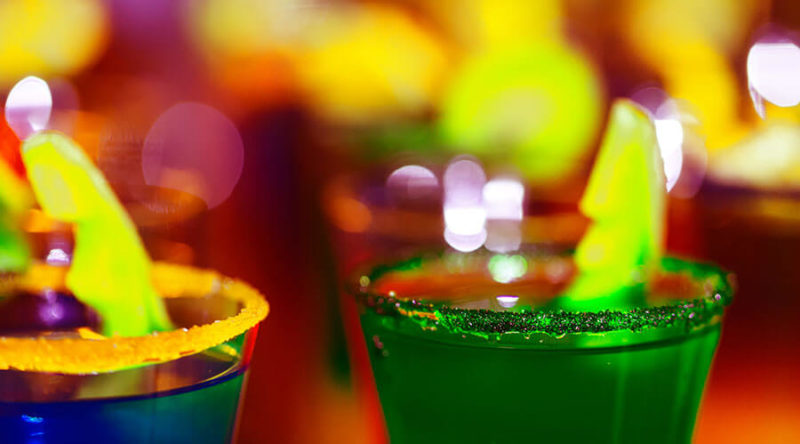 Neonparty Drinks