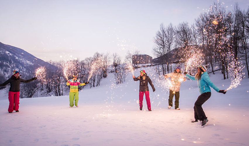 Ideen für deine Schneeparty – richtig kalt muss es sein