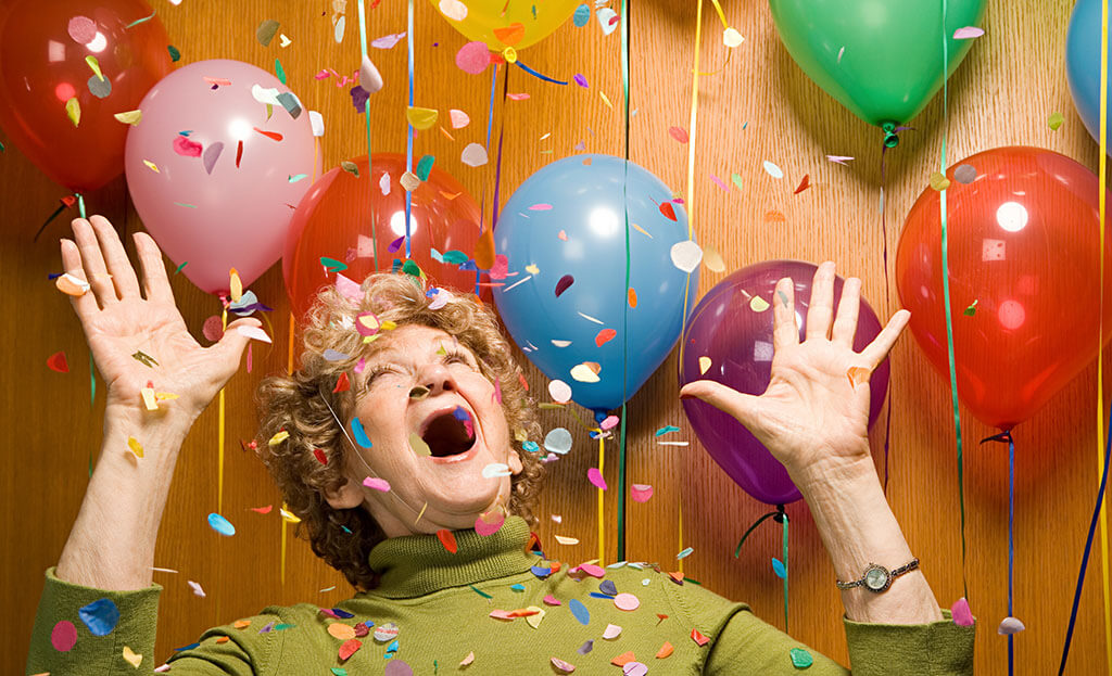 Erfolgreiche Romanparty zum 70. Geburtstag