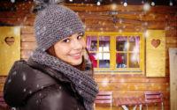 Geburtstag in der Skihütte