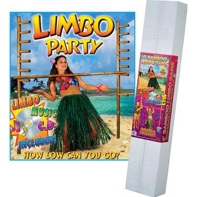 Limbo-Spiel und Musik