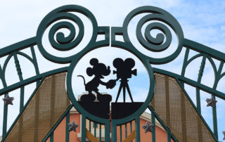 Mickey Mouse Paris