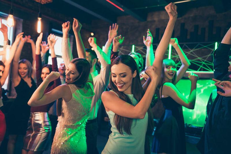 glamouröse Party