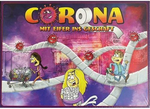 Corona - mit Eifer ins Geschäft