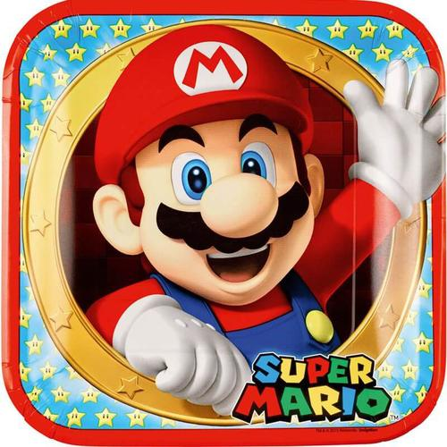Super Mario Partyteller