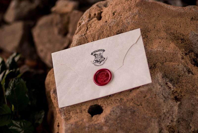 Brief aus Hogwarts