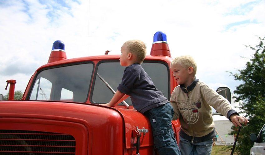 Feuerwehrparty – Tatütata mit viel Action ist da!