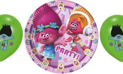 Mit Poppy und Branch ins Partyland