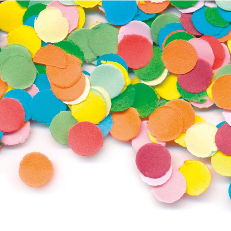 konfetti bunt gro partydeko partyartikel f r. Black Bedroom Furniture Sets. Home Design Ideas