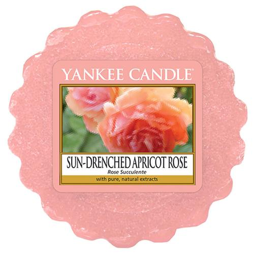 Sun Drenched Apricot Rose Duftwachs