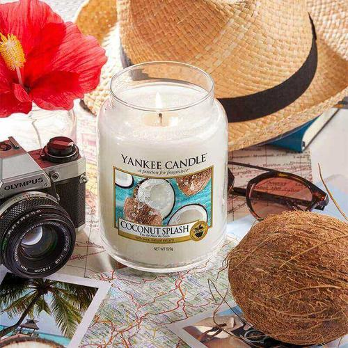 Yankee Candle Duftkerze Coconut Splash 623g