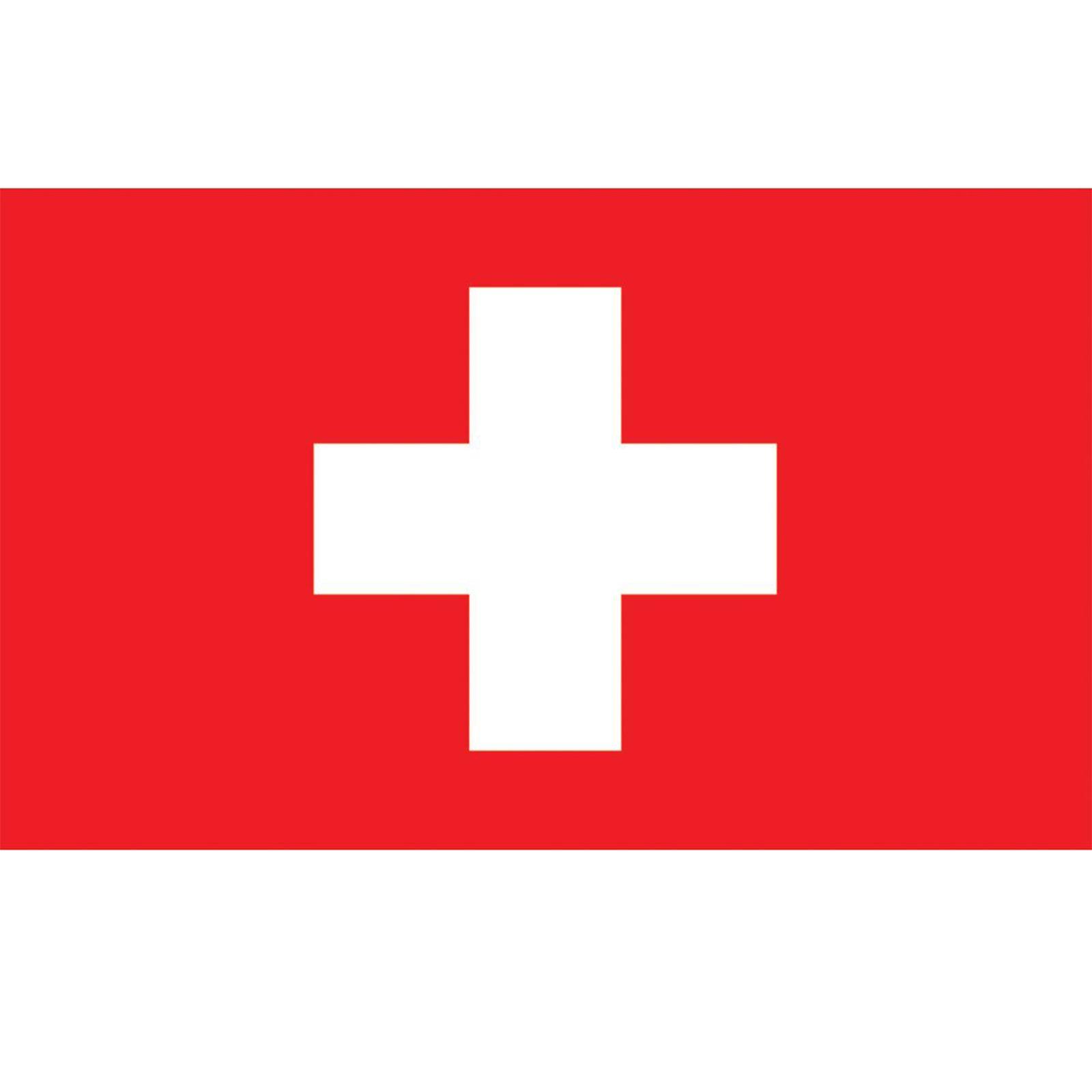 Weiß Rot Blaue Flagge: Flagge Schweizerkreuz Kaufen