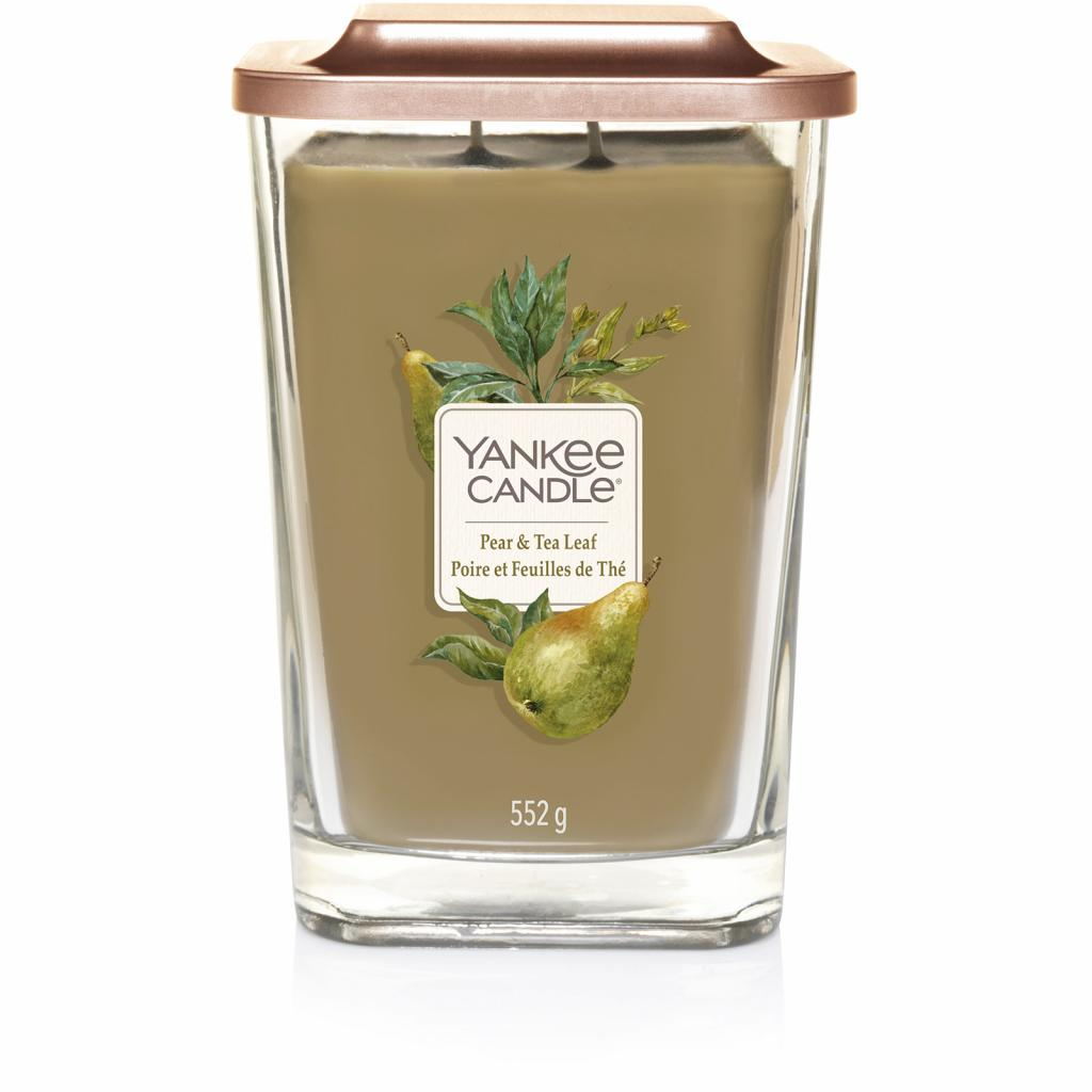 Yankee Candle Elevation-Duft Pear & Tea Leaf 552g - fixefete.de