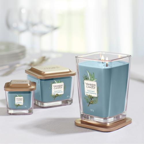 Yankee Candle Elevation-Duft Coastal Cypress 96g