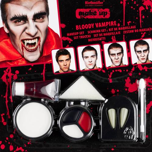 Vampir-Make-Up