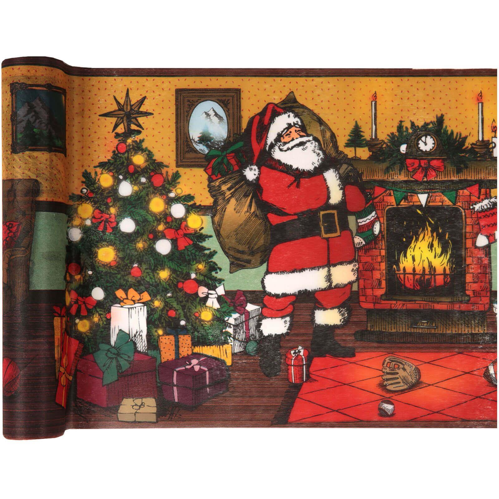 Tischläufer - Weihnachten wie früher - Partydeko & Partyartikel für ...