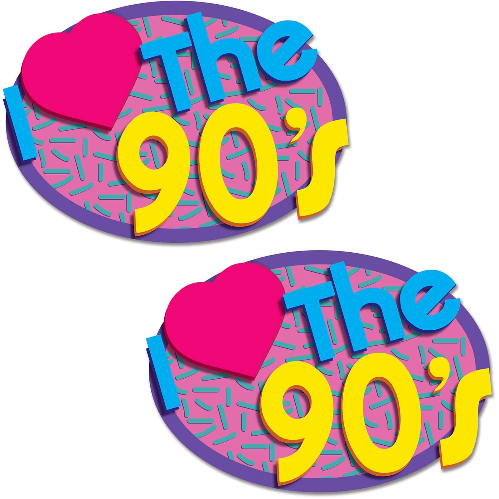 typisch 90er
