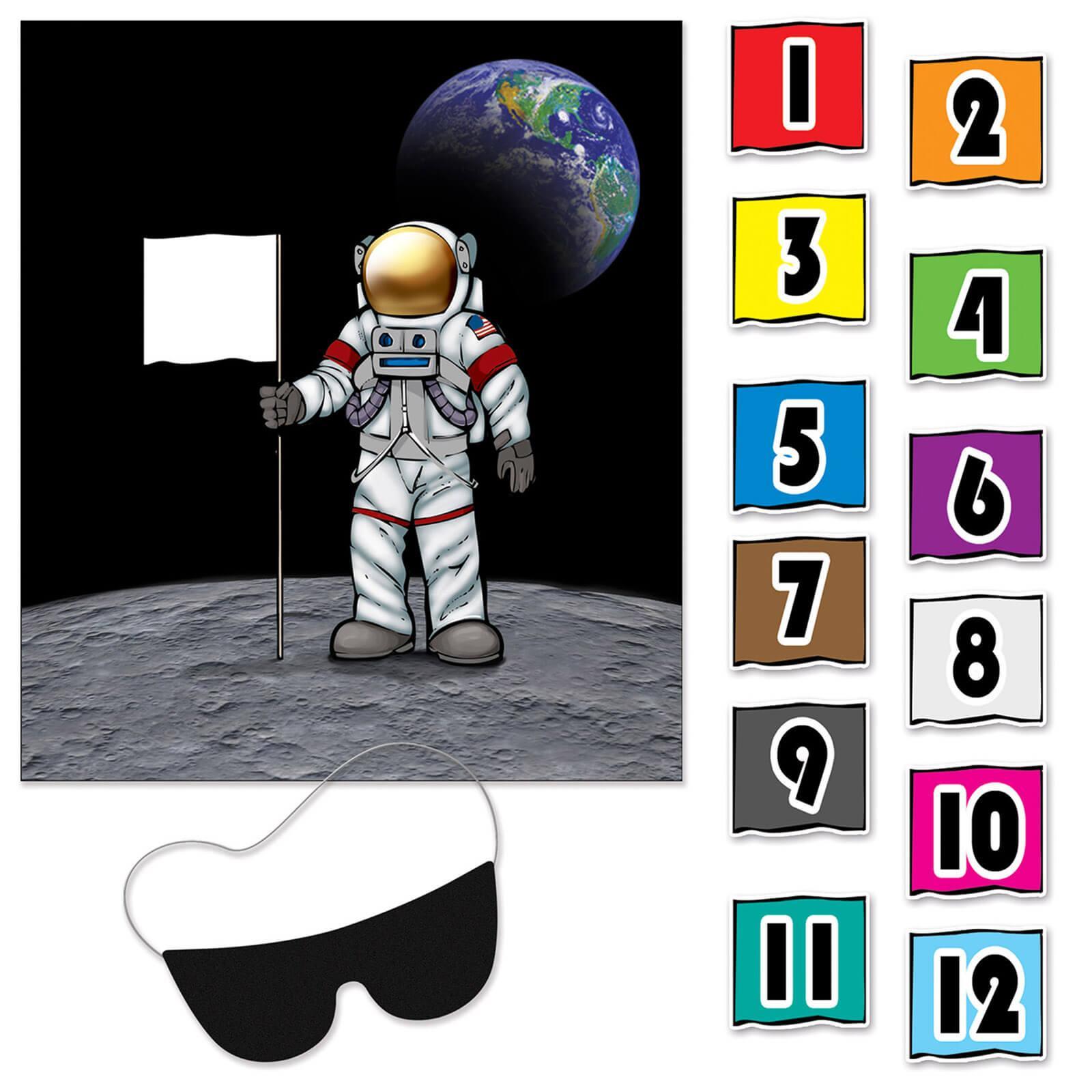 Spiel Weltraum