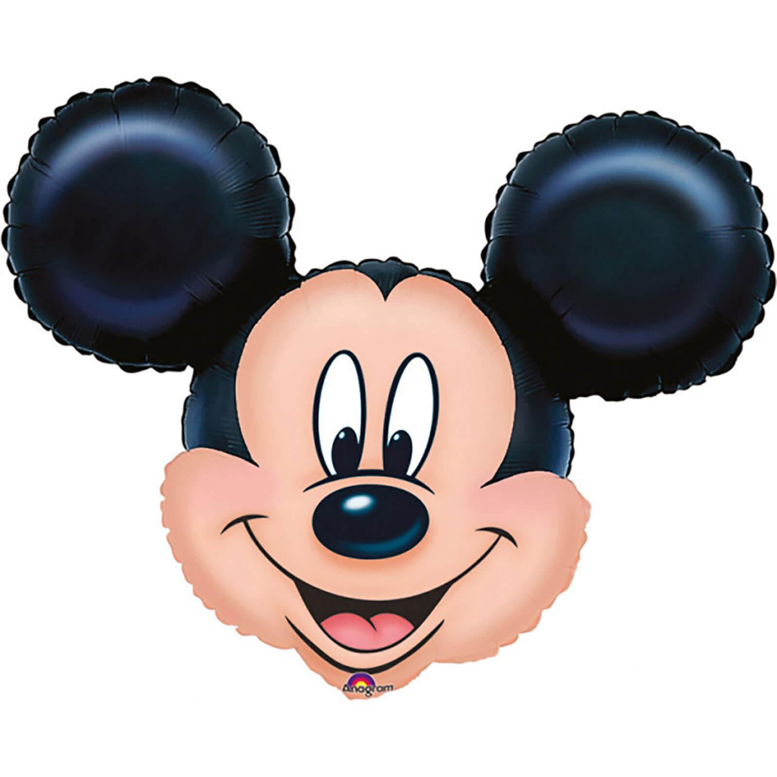 micky maus folienballon von disney kaufen  partydeko