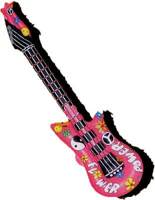 Luftgitarre - Flower Power