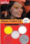 Flowergirl - Aqua-Make-Up - Schminkset