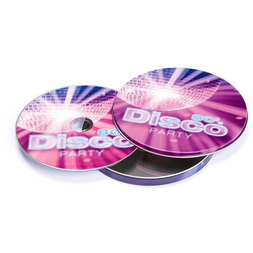 80s - Disco-Party - Musik-CD