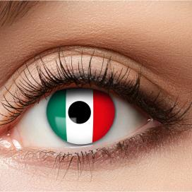 Aussehen farbige echt kontaktlinsen die Einteilung der