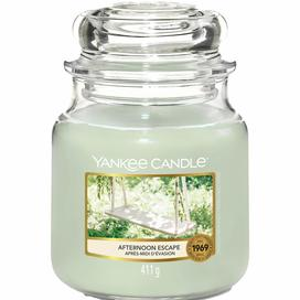 Yankee Candle Afternoon Escape 411g Glas