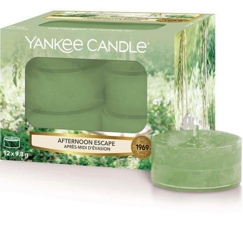 Afternoon Escape Teelichter Yankee Candle