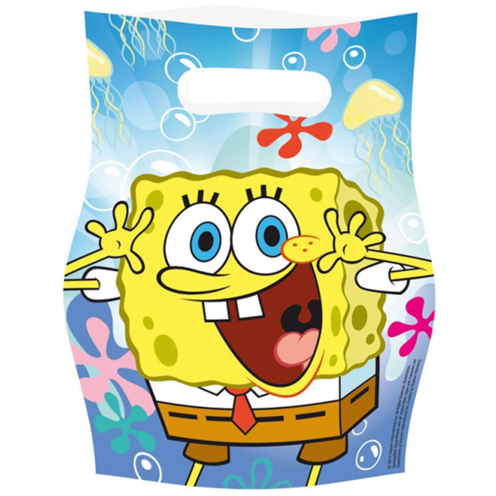 spongebob magische miesmuschel