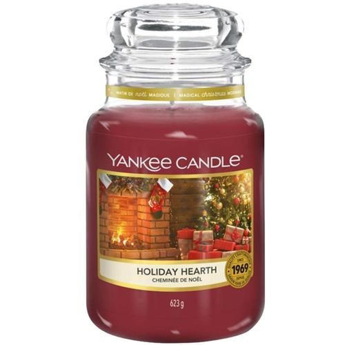 Yankee Candle Holiday Hearth großes Glas