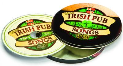 Irish Pub Songs - Musik-CD