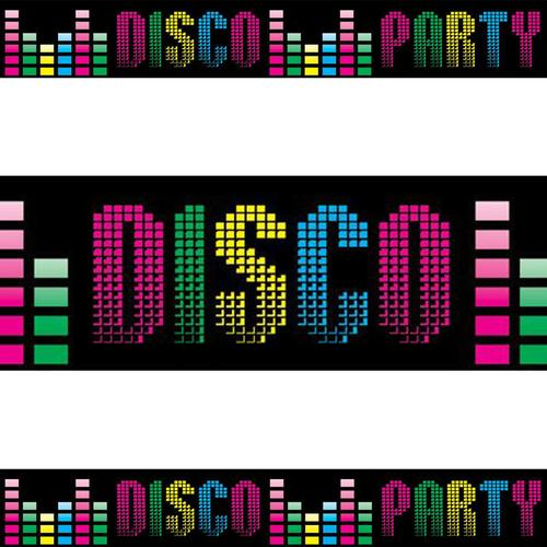 Absperrband - Disko-Party