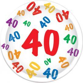 Dekoration 40 Geburtstag Deko Geburtstag 40 Partydeko Partyart
