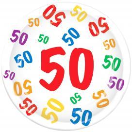 50 Geburtstag Dekoration Gunstig Kaufen Partydeko Partyartikel