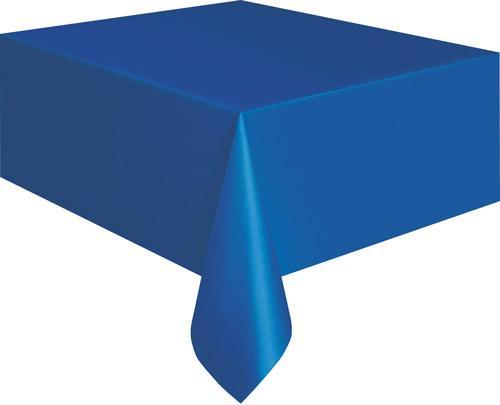 tischdecke blau plastik. Black Bedroom Furniture Sets. Home Design Ideas