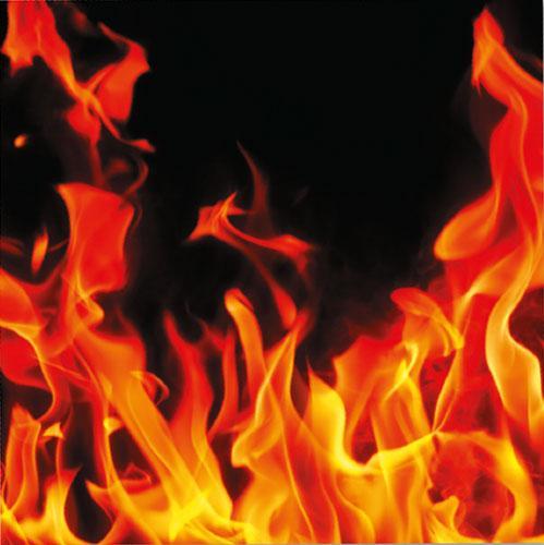 servietten feuer flammen partydeko partyartikel f r mottopart. Black Bedroom Furniture Sets. Home Design Ideas
