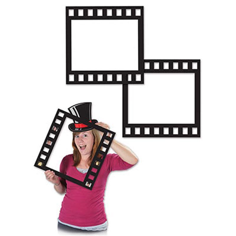 Filmstreifen Fotoshooting Bilderrahmen kaufen - Partydeko ...