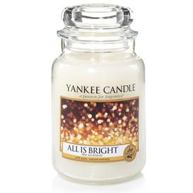 Yankee Candle Duftkerze All is Bright 623g