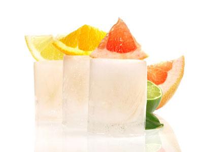 Eisgläser für Fix-Trinker