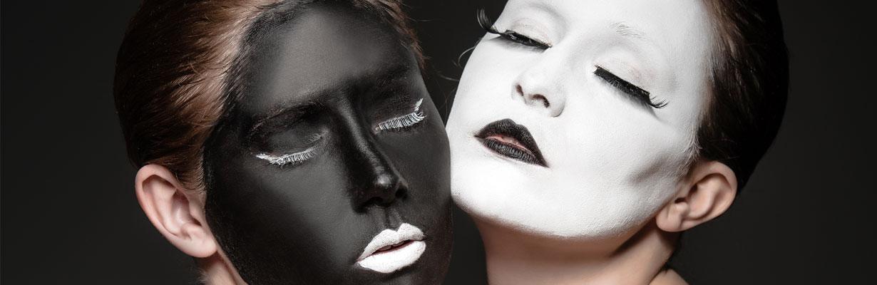 Einladungstexte für dein Black & White-Event