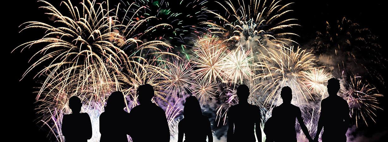Vorschläge für Einladungstexte deines Events an Silvester - mit und ohne Motto