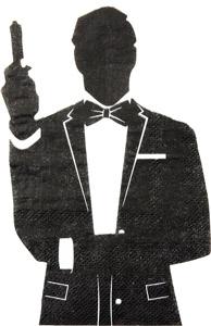 Geheimagent & Krimidinner - Einladungen