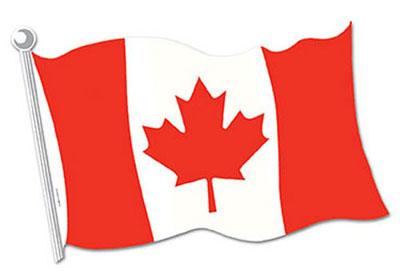 Kanada-Party - Einladungen