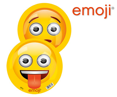 Einladung Emoji-Party