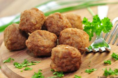 Rezept – Deftige Buletten für Vegetarier