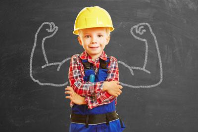 Einladungstext Baustellenparty Kinder