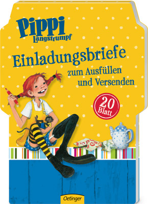 Pippi-Langstrumpf-Party